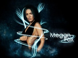 Megan Fox freefoto
