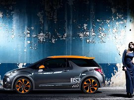 Cool Citroen DS3 wallpapers