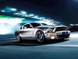 Ford shelby gt500kr wallpapers