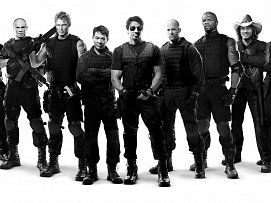 The expendables movie wallpapers