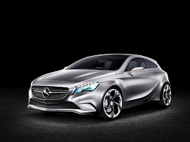 Mercedes benz concept wallpaper